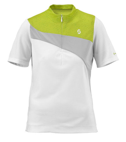 Scott W´s Sky Shirt lime green XS