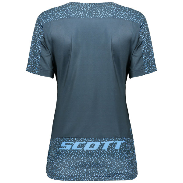 Scott Trail 20 s/sl Womens Shirt nightfall blue