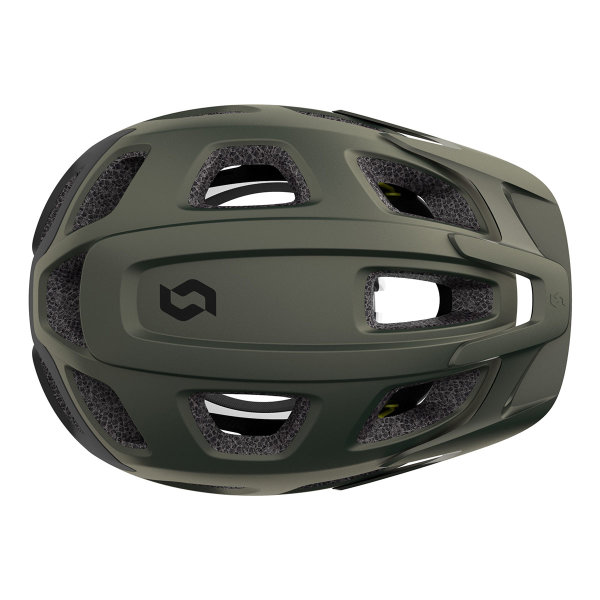 Scott Vivo plus Helm komodo green