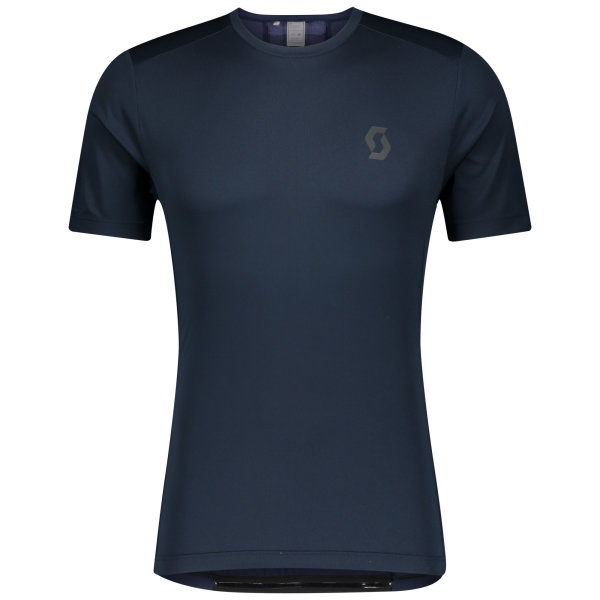 Scott Tee Ms Endurance 10 s/sl midnight blue/dark grey